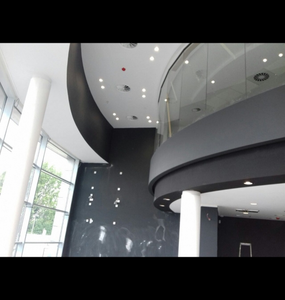 Mercedes Benz MBR EPSOM The Pavilions Tapper interiors